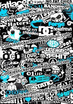"""Search Results for """"sticker bomb wallpaper monster"""" – Adorable Wallpapers Sticker Bomb Wallpaper, Graffiti Wallpaper Iphone, Mobile Wallpaper, Iphone Wallpaper, Number Wallpaper, White Wallpaper, Motorcycle Stickers, Vinyl Designs, Graffiti Art"""