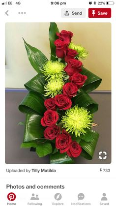 Blumen Lovely Rose Arrangement Ideas For Valentines Day 30 Seasonal Cactus Lovers Have Options Artic Valentine Flower Arrangements, Tropical Flower Arrangements, Flower Arrangement Designs, Church Flower Arrangements, Funeral Arrangements, Artificial Flower Arrangements, Church Flowers, Beautiful Flower Arrangements, Funeral Flowers