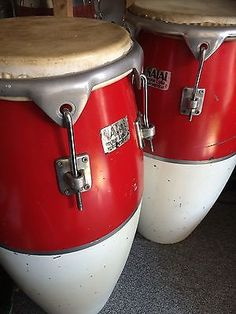 2 NATAL SuperLatin Congas
