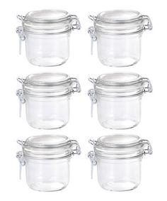 Bormioli Rocco Fido 6.75-Oz. Canning Jar - Set of Six by Market Fresh: Canning Supplies