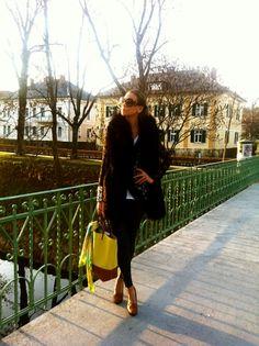15 Winter Fashion Trend: Fur Vests ‹ ALL FOR FASHION DESIGN