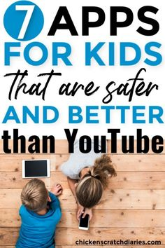 Internet safety for our kids is extremely important. These 7 great apps include faith-based programming, online games, and books for kids that are worry-free. You need to checkout this worry free list of apps that your kids will love. Practical Parenting, Gentle Parenting, Parenting Advice, Kids And Parenting, Parenting Courses, Foster Parenting, Internet Safety, Christian Parenting, Raising Kids