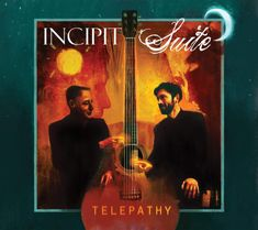 Uscito il secondo disco di INCIPIT SUITE, un duo chitarristico ritmico ed empatico | | Senza Linea Jazz, Guitar, Album, Cover, Movie Posters, Film Poster, Popcorn Posters, Film Posters, Posters