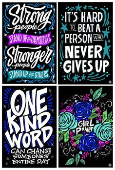 InSTALLing Inspiration - 20 x 30 UV-Coated Vinyl Adhesive Decals for Bathroom Stall Doors or Any Walls - Collection B Peace Quotes, Me Quotes, Motivational Quotes, Inspirational Quotes, Classroom Quotes, Leader In Me, School Quotes, Quotes For Kids, Positive Quotes