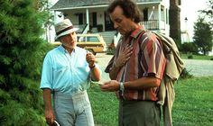 what about bob | What About Bob? (1991): Bill Murray Drives Richard Dreyfuss Absolutely ...