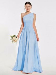 Lindsey - Pale Blue Lace Ball Gowns, Ball Gowns Prom, Ball Dresses, Pale Blue Bridesmaid Dresses, Blue Wedding Dresses, Bridesmaid Ideas, Affordable Dresses, Fashion Outfits, Men's Fashion