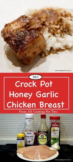 Bursting with Asian type flavor this low fat crock pot recipe is a great start a low fat diet. An easy to make recipe that uses pantry staples. via @drdan101cft