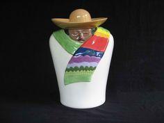 Senor Paco Ceramics Cookie Jar