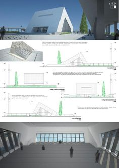 Manço Mimarlık | Proje : Cami Mimarisi Üzerine Fikir Yarışması Projesi