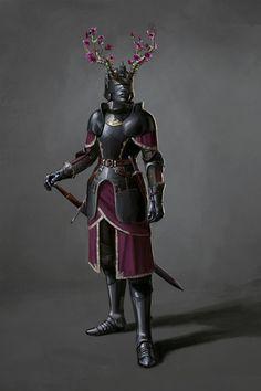 Concept Art Characters Samurai 35 New Ideas Fantasy Concept Art, Fantasy Armor, Fantasy Character Design, Character Design Inspiration, Character Concept, Character Art, Warrior Concept Art, Dungeons And Dragons Characters, Dnd Characters