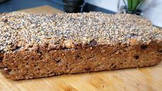 Pane sano senza farina e senza lievito, incredibilmente buono / bread healthy, loss weight. - YouTube Oat Flour, Muesli, Chia Seeds, Banana Bread, Oatmeal, Gluten, Healthy, Desserts, Food
