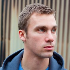 hairstyles for men with receding hairlines - Google Search