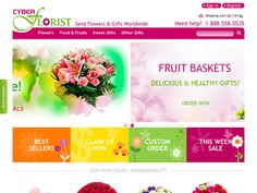 #Cyber Florist - 15% off Mother's Day Flowers and Gifts.