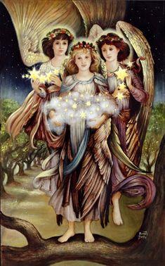 Angels Of City Park Brenda Burke (English)