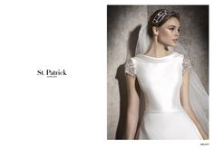 Discover the new St. Patrick 2017 Bridal Catalog. | St. Patrick