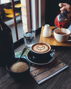 Ah Melbourne, ground zero for the global speciality coffee movement. What's your favorite coffee shop in Melbourne?