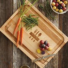 Top Quality Unique Personalized Gifts at Red Envelope via http://www.AmericasMall.com/redenvelope-gifts Personalized cutting boards a great gift for the gourmet chef. #redenvelope #gifts #personalizedgifts