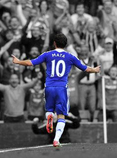 ~ Juan Mata debut goal for Chelsea FC ~