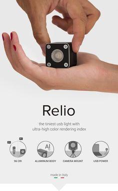 Relio - your little, personal Sun. by San Vigilio Ltd. — Kickstarter