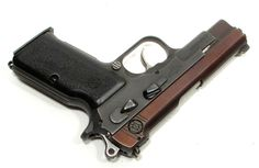 RARE BREN TEN SPECIAL FORCES 10MM Semi Auto Pistol... W/Magazine.... Item: 12619086 | Mobile GunAuction.com