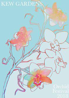 Kew Gardens, Graphics, Graphic Design