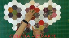House Quilt Patterns, House Quilts, Patches, Blanket, Deco, Rugs, Sewing, Crochet, Youtube