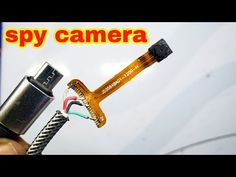 Hello friends in this video i well profe how to make spy camera. And im really sorry for this girl Short video, I Don't n. Hidden Spy Camera, Electronics Basics, Hobby Electronics, Wireless Spy Camera, How To Make Camera, Cyber Safety, Android Camera, Electronic Schematics, Pallets