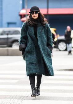 Fashion Week Street Style Trends Fall 2016   POPSUGAR Fashion