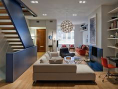 Project:  State Street Townhouse Architect:  Ben Hansen Architect Location:  Brooklyn, NY