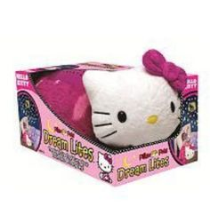 Dream Lite Pillow Pets Hello Kitty >>> See this great product.Note:It is affiliate link to Amazon.