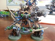 Looted, Orks, Tyranids, Warhammer 40,000 - looted swarmlord - Gallery - DakkaDakka | Tougher than a Trollblood.