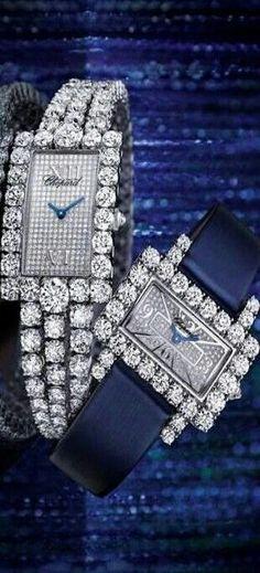 Chopard diamond watches