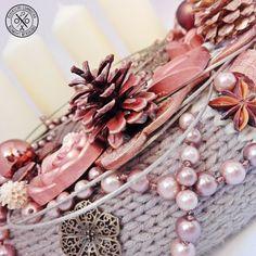 """""""Nosztalgia"""" adventi koszorú - megvásárolható a webshopban Burlap Wreath, Advent, Wreaths, Vintage, Door Wreaths, Burlap Garland, Deco Mesh Wreaths, Vintage Comics, Floral Arrangements"""