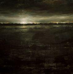 Jeremy Mann - The Bay Composition #7