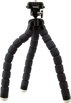 Unique Rollei Monkey Pod Biegsames Mini Stativ mit flexiblen Beinen Max H he cm