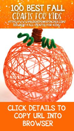 Fall Crafts For Adults, Easy Fall Crafts, Crafts For Seniors, Thanksgiving Crafts, Crafts To Do, Holiday Crafts, Jar Crafts, Kids Crafts, Spooky Halloween Crafts