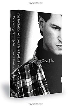 The Hardcover of the Becoming Steve Jobs: The Evolution of a Reckless Upstart into a Visionary Leader by Brent Schlender, Rick Tetzeli Steve Jobs Book, Steve Jobs Biography, Thing 1, Apple Books, Job S, Nonfiction Books, New Books, Evolution, No Response