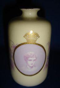 R C. Cameo Germany. 17 cm Germany, Jar, Home Decor, Decoration Home, Room Decor, Deutsch, Home Interior Design, Jars, Glass