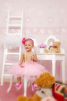 Cute baby princess