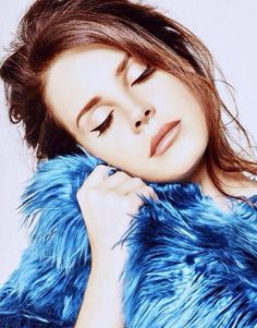 Lana Del Rey for Grazia Magazine