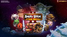 Rovio Announces Angry Birds Star Wars II And A Partnership With Hasbro,  September 19!