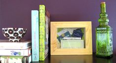 """Vacation Souvenir organization ideas so that they don't just clutter up the """"to do something with someday"""" drawer or shelf! Freeform : DIY Vacation Souvenir Crafts   Wayfair"""