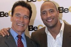 Could Dwayne 'The Rock' Johnson Battle Arnold Schwarzenegger in 'Terminator 5?'