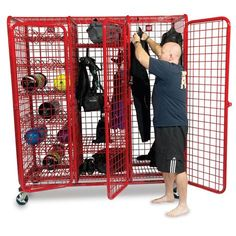 Scuba Dive Locker Storage System Gear Grid Http Www Deepbluediving