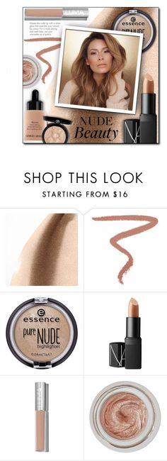 """#686 - Nude Lips/Beauty"" by lilmissmegan ❤ liked on Polyvore featuring beauty, Burberry, Hourglass Cosmetics, NARS Cosmetics, Bobbi Brown Cosmetics, Charlotte Tilbury, BeautyTrend, Beauty, nudelip and nudebeauty"