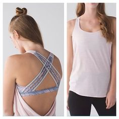 ⚡️FlashSale⚡️NWT Lululemon Wild Tank 4 SIS ️⚡️Flash Sale⚡️ This is my absolute lowest! I can't take any offer but I will try to get you a discounted shipping so just let me know when you are readyThank you!!   ✅New with tag ✅Color: BLQU/BLBQ/SIS ✅Light weight and soft ✅light support ✅Removal cups and bra insert. ✅Slim fit, hip length  Size: 4  This is a really pretty print and retro looking!  Very sweet!! Nice price:-D    ❌No Trades, No Low ballers please! ️Check out my other Lululemon…