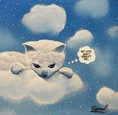 For my fuzzy, Jasmine <3 4/2/00-9/5/14