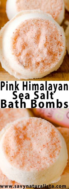 Pink Himalayan Salt Bath Bomb Made with all-natural Pink Himalayan Sea salt, these bath bombs are easy to make and only require a few ingredients for an all-natural full body detox. Pink Himalayan Sea Salt, Bath Boms, Diy Beauty Secrets, Make Up Tutorial, Bombe Recipe, Nails Polish, Bath Bomb Recipes, Soap Recipes, Bath Bombs