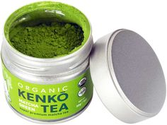 Kenko Tea Australia - Ceremonial Organic Matcha Powder - 30g Tin