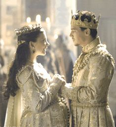 The Tudors  Wish this show were still on :( I guess if henry could have just had a few more wives.... LOL